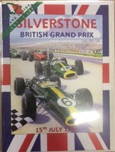 Silverstone Racing Birthday Card