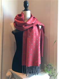 Red Dot Pashmina