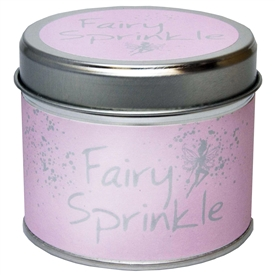 Candle in Tin - Fairy Sprinkle