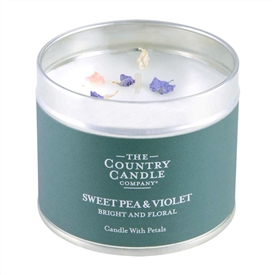 Pastels Candle In Tin - Country Candle