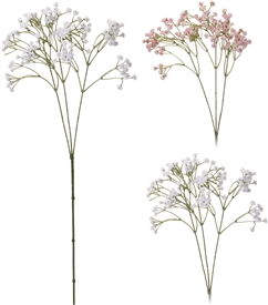 Artificial Gypsophila 2 Assorted 68cm