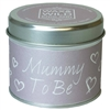 Wax & Wild Candle in Tin - Mummy To Be