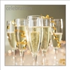Champagne Card 16cm