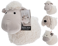 Plush Animal Doorstop