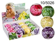 Flower Scented Bath Bombs