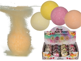 Fruit Scented Bath Bombs