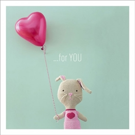 For You Greeting Card 16cm
