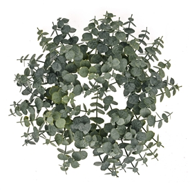 DUE JAN Eucalyptus Wreath 30cm