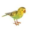 DUE JAN Metal Budgie Ornament