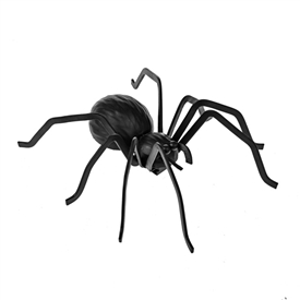 Decorative Garden Metal Spider 19cm