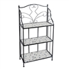Mosaic Metal Shelf Unit 151cm
