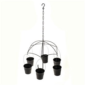 DUE JAN Umbrella Hanging Pots 49cm