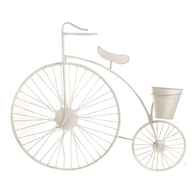 DUE JAN Vintage Bicycle Planter