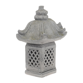 Light Up Serenity Pagoda 42cm