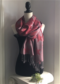 Red Star Pashmina