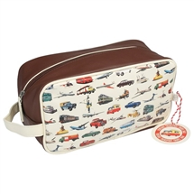 Vintage Transport Washbag