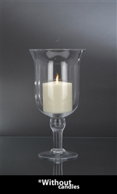 Hurricane Lamp Candle Holder 28cm