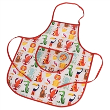 Colourful Creatures Childrens Apron