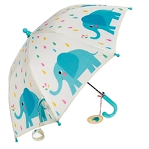 Elvis The Elephant Umbrella