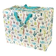 Desert In Bloom Jumbo Storage Bag 55cm