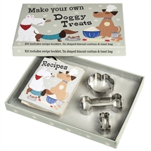 DIY Doggy Treats Set