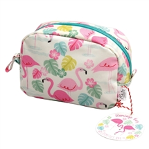 Flamingo Bay Make Up Bag