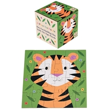 Teddy Tiger Puzzle