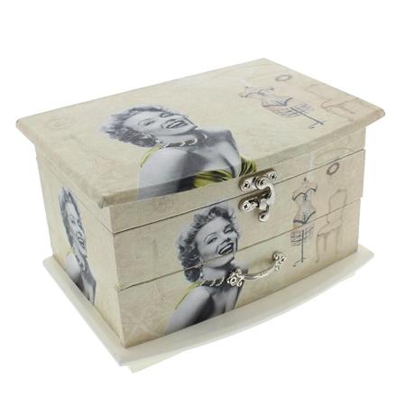 Marilyn Monroe Jewellery Box