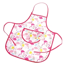 Flamingo Bay Childrens Apron 49cm