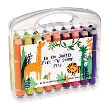 Set Of Felt Stamp Pens