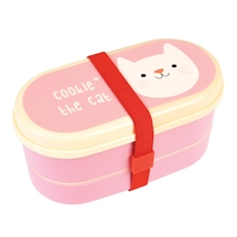 Cookie The Cat Bento Box 17cm