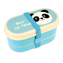 Miko The Panda Bento Box 17cm
