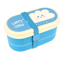 Happy Cloud Bento Box 17cm