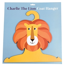 Charlie The Lion Clothes Hanger 35cm