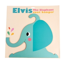 Elvis The Elephant Clothes Hanger 35cm