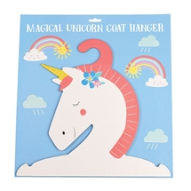 Magical Unicorn Clothes Hanger 35cm