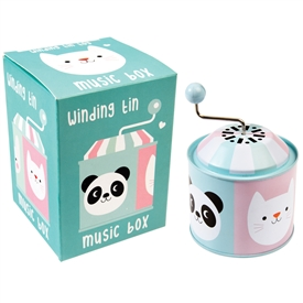 Animal Friends Music Box