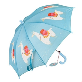 Dolly Llama Childrens Umbrella