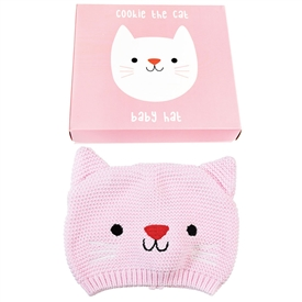 Cookie The Cat Baby Hat 17cm