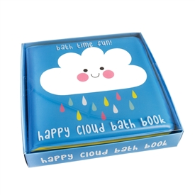 Happy Cloud Bath Book 15cm