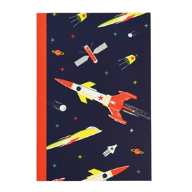 Space Age Notebook A5
