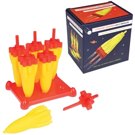 Space Age Rocket Lolly Mould