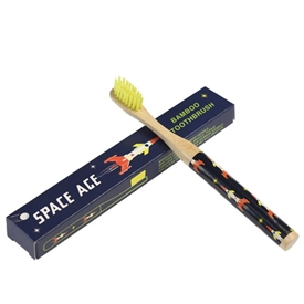 Space Age Bamboo Tooth Brush