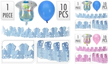 Baby Party Set 2 Assorted