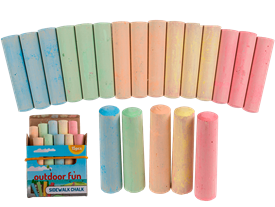 Pack Of Jumbo Chalk