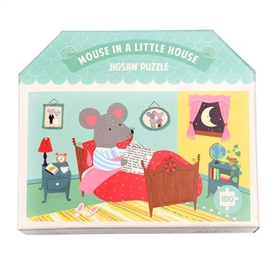 Mouse In House Puzzle