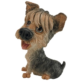 Little Paws Duchess The Yorkie 12cm