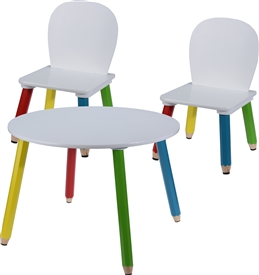 Childrens Table And Chair Set 60cm