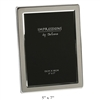 Silverplated Photo Frame Flat Edge 20cm