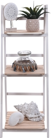 Wood Shelf Rack 106cm